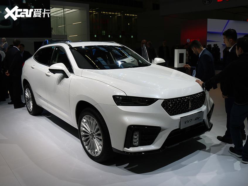 「图文」法兰克福车展 WEY VV7 GT PHEV首发亮相