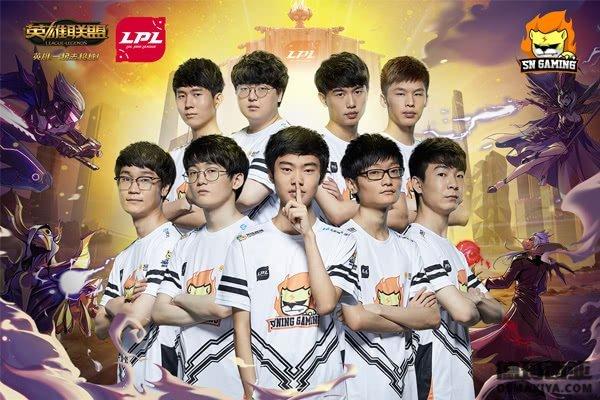 英雄联盟2018LPL夏季赛季后赛:TOP vs SNG